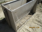 "pic 1 - One 50 "" double sided turn buckle Stainless steel feeder  - $150"
