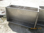 "pic 3 - One 50 "" double sided chore time style feeder  - $150"