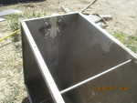 "pic 2 - One 50 "" double sided chore time style feeder  - $150"