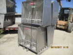 """pic 1  - 2 left-  brand new chore time 40"""" Feeders  $165 each"""