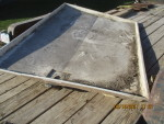 pic 6  - 6 units   5 by  7 flush pans  - $40 each - no frames available