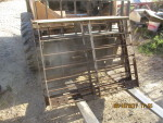 "pic 1 - 3 gates- 33"" tall by 41"" long at $ 15 each"