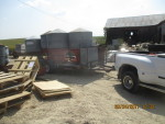 Feeders and stuff to Barnett MO, Shelbyville , MO and Buffalo Missouri