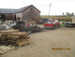 8 S & R Farrowing crates shipped to Afton, IA