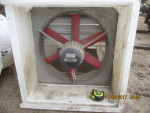 "Pic 2- 20"" fan - 110 volt - 4E50 - $125 with shutters"