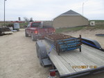 trailer headed to bloomfield Iowa
