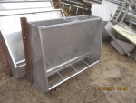 "picture 5 -  2 -  40"" single sided feeders for pigs 30 pounds and larger - $160 each"