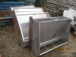 "picture 2 - 2 -  40"" single sided feeders for pigs 30 pounds and larger - $160 each"