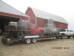 trailer headed to Rosalia WA
