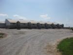Numerous bulk bins, 11- 4 ton bins, 2- 6 ton bins, 2- 30 ton bins, 1- 1800 bushel bin