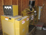 125 KW cat Generator, automatic switch, 676 hours on engine $15,500