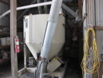 MFP-2100 Stationary feed mill, 1 ton batches, all automatic, $8,800