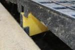 ploy grate rails